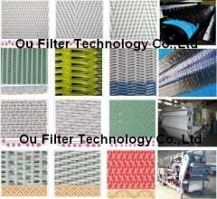 Filter fabric, filter belt
