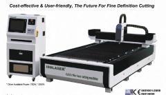 IDMLASER CLAYA V-1325 500W fiber laser cutting