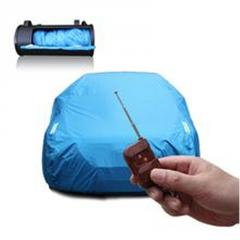 High quality automatic remote control car cover
