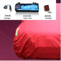 Waterproof automatic car cover