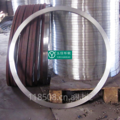 Forged round section with Burt