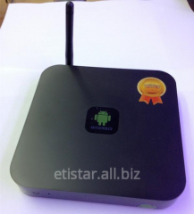 Android 4.2.2 Quad-Core (1G + 8G) Smart TV box