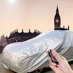 Unique car cover car protection