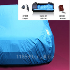 Indoor and outdoor car protection cover