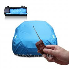 New automatic car cover