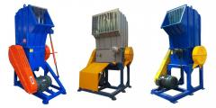 PE PP film crusher/ grinder/ shredder