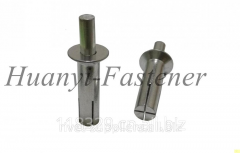 Aluminum drive rivets