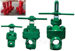 DEMCO interchangeable DM mud gate valves