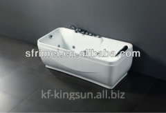 1 Person Hot Tub Indoor Whirlpool Massage Clear