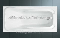 1500*700mm Clear Acrylic Built-In Cheap Soaking
