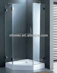 6mm Glass Acrylic Shower Room From China