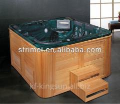 Acrylic Whirlpool Bathtub Outdoor Large Sexy