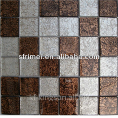 Classic Style Mosaics Superior Gold Foil Stainless