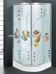 Deluxe Folding Door Cheap Glass Small Shower