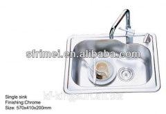 Kitchen Designs Single Kitchen Sink Wholesale