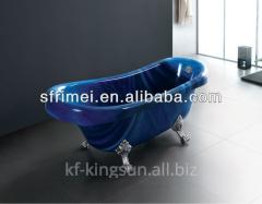 Luxurious Rayal Modern Bathtub With Clawfoot
