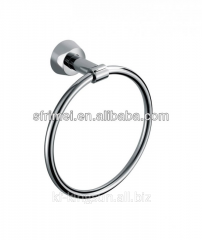Stainless Steel Decorative Bathroom Towel Ring