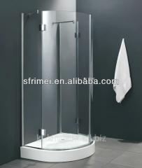 Unique Design Freestanding Semicircle Indoor
