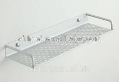 Unique Space Aluminum Bathroom Shelf Easy To
