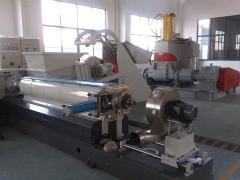 Calpet caco3 master batch process line