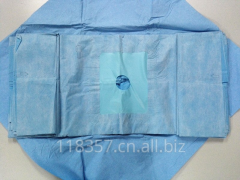 Disposable surgical extremity drape pack