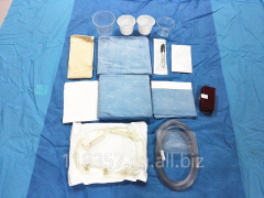 Disposable surgical Orthopaedic drape pack