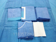 Disposable surgical Arthroscopy drape pack