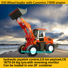 3 ton mini Wheel Loader for sale