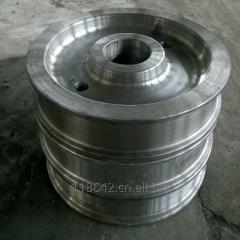 Forging wheel