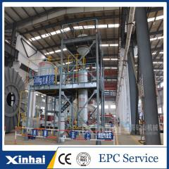 Ore Beneficiation Plant Electrowinning and