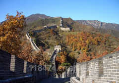 Great Wall at Mutianyu section