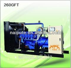 10 kw -500kw lecho de carbón fábrica generador de gas