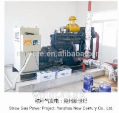 Generador de gas 1.000 kva