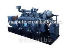 Generador de biomasa 100-350kw con el CE y el certificado ISO