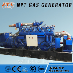 400kw canopy natural gas generator