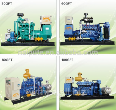 Methane gas engine generator 100kw
