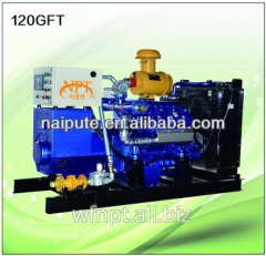 Generador de gas natural / combustible: GNC, GLP, biogás, gas de síntesis 10 hasta 1000 kW