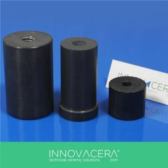 Silicon Nitride/Si3N4 Ceramic Bushing/Sleeve/Tube for Assembling Metal/INNOVACERA