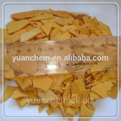 1313-82-2 sodium sulfide yellow flakes...