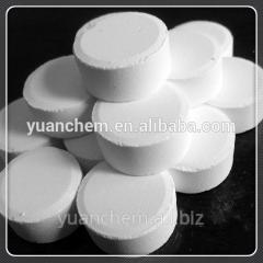 Sodium Dichloroisocyanaurate in water...
