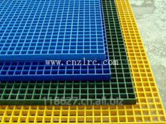 Стеклопластиковые решечатые настилы, Китай