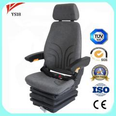 Luxury Mechanical suspension Marine boat driver seat for sale