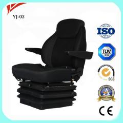 Heavy duty Air suspension Truck Excavtor Bus Crane driver seat for sale