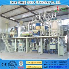 Corn Flour Mill, Corn Flour Milling Machine, Corn