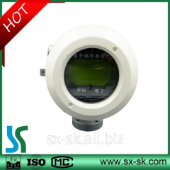 Sensors of continuous level measurement microwave