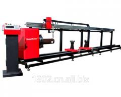 SteelTailor TubeTailorII CNC tube cutting machine