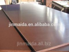 Sales 21mm black film faced waterproof plywood