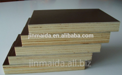 18mm waterproof film faced plywood form factory