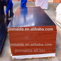 Waterproof 18mm red film faced plywood from China