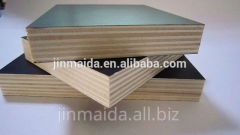 Waterproof plywood used in construction template